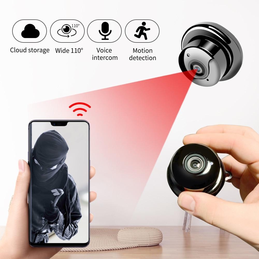 #sweet #sky #travel 1080P Wireless Mini WiFi Camera Home Security