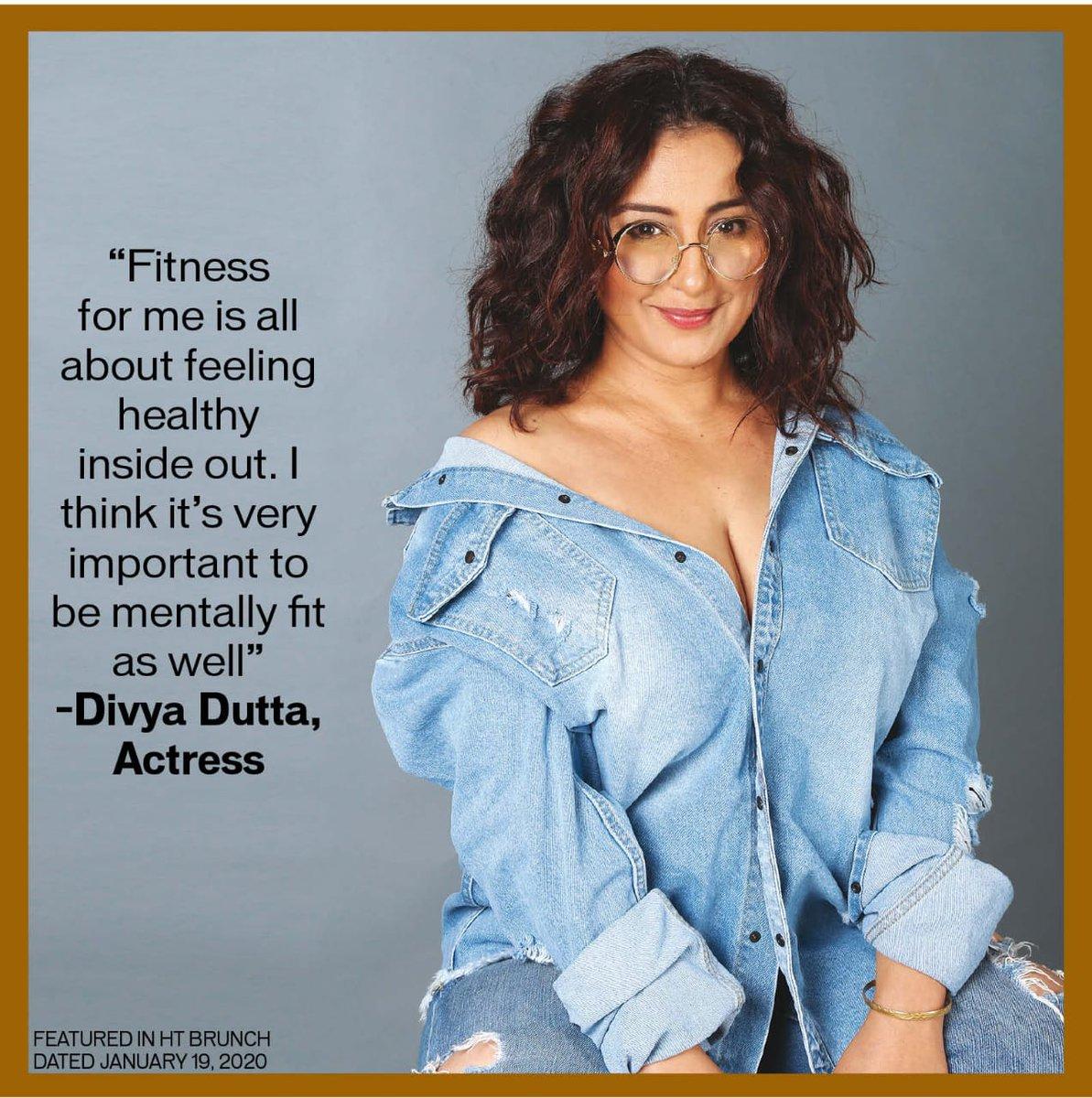 National-Award winning actress Divya Dutta gives her take fitness #personalagenda #bollywood #actors #bollywoodactresses #actresseswelove #nationalaward #nationalawardwinner #divyaduttapic.twitter.com/nmMh9RqpEs