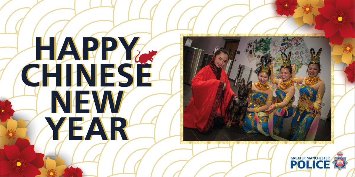 #HappyChineseNewYear to all of our followers celebrating.
