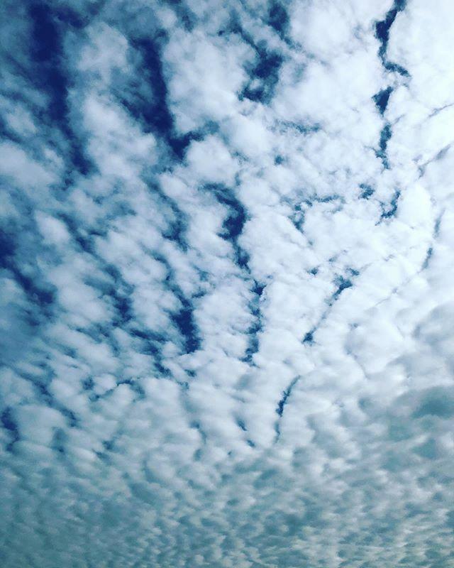 #WinterWeather #Clouds #Sky . #25january2020 #MidWinter