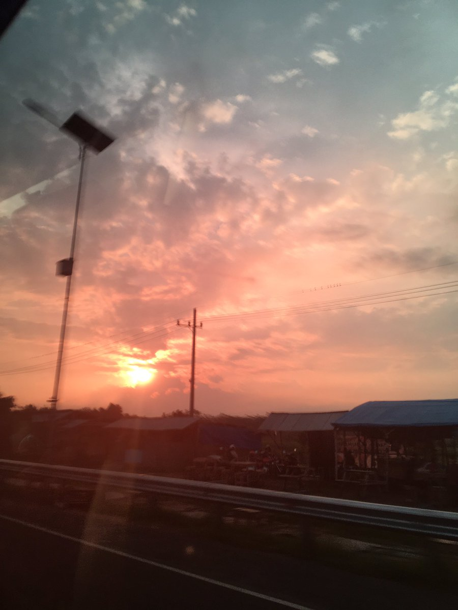 Obsessed #sky #sunset