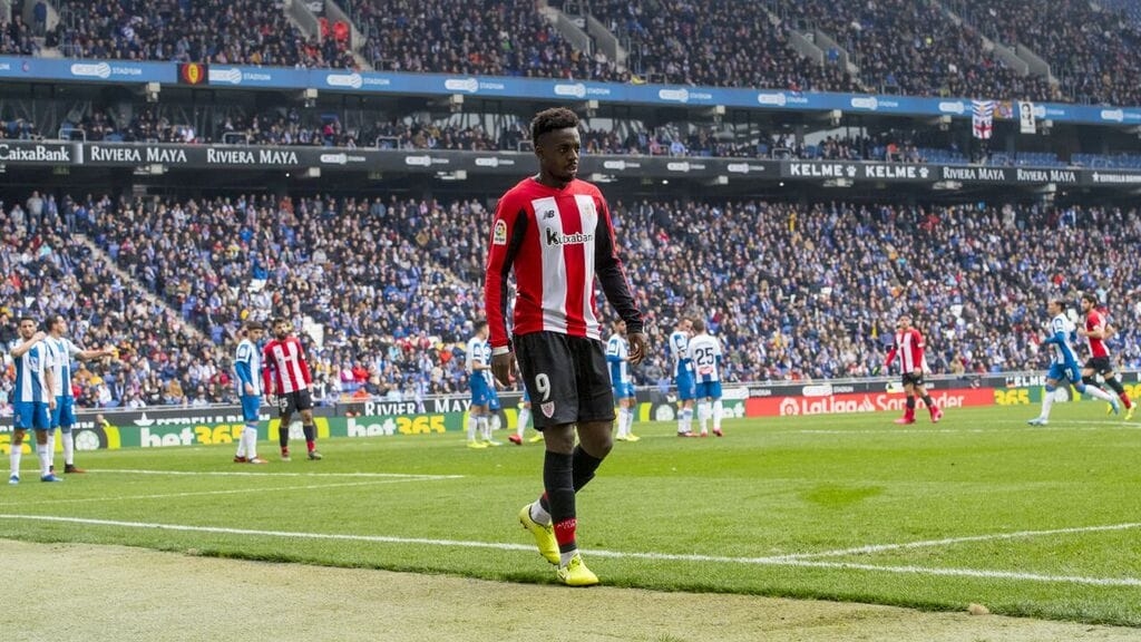 Inaki Williams von Athletic Bilbao rassistisch beleidigt