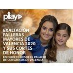 Image for the Tweet beginning: 🔴DIRECTO| Exaltación de la Fallera