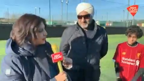 A London-based forum initiated by Sikhs who want to promote community spirit through sport, spirituality and education organised 'Kick It Together' football tournament at Goals Hayes in borough of Hillingdon, London#ReporterDiary (@loveenatandon)http://bit.ly/IndiaTodaySocial …