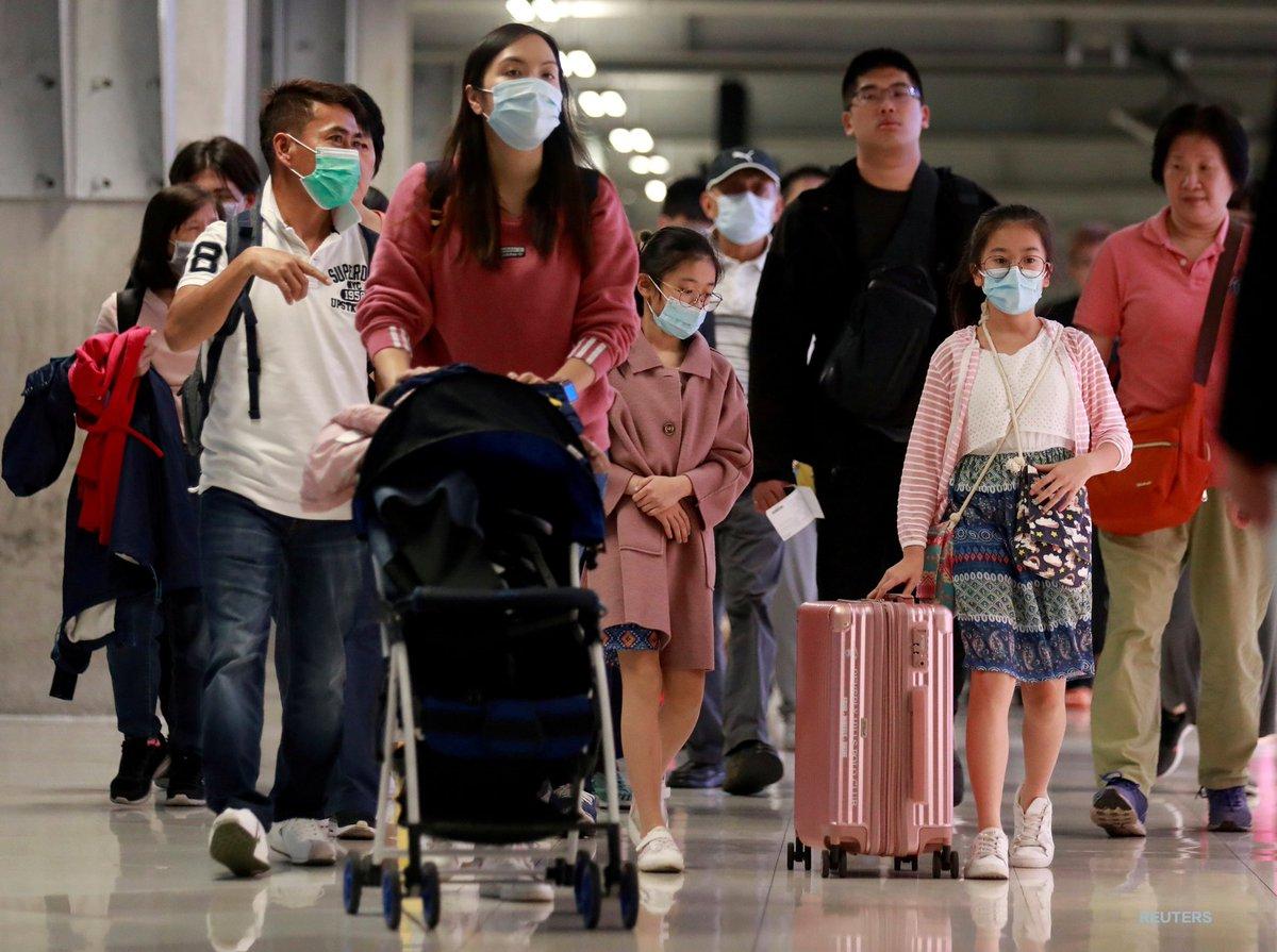 肺炎 海外 旅行 新型