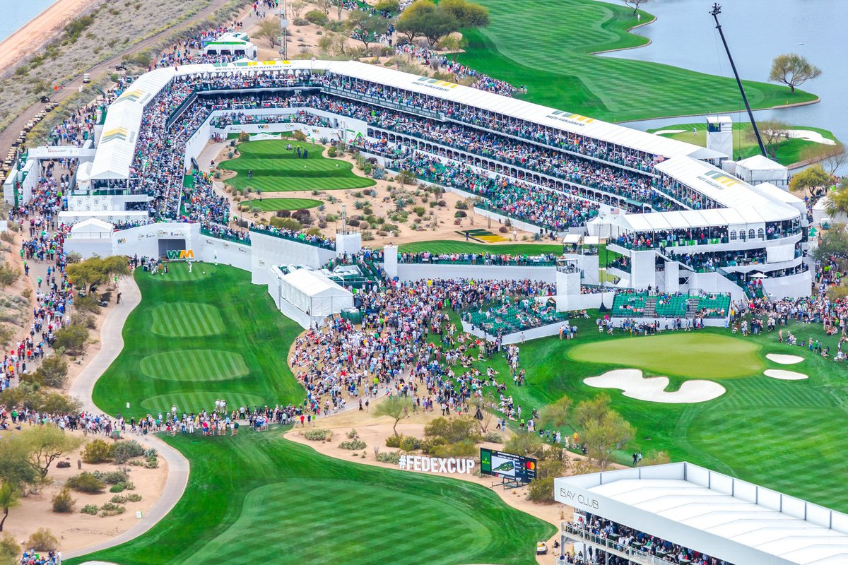 It's that time of year again! Get your tickets and bring a friend to the Waste Management Phoenix Open #WMPO right here in #Scottsdale!  http:// bit.ly/2Fq3g48     <br>http://pic.twitter.com/9UrR0yRBkQ