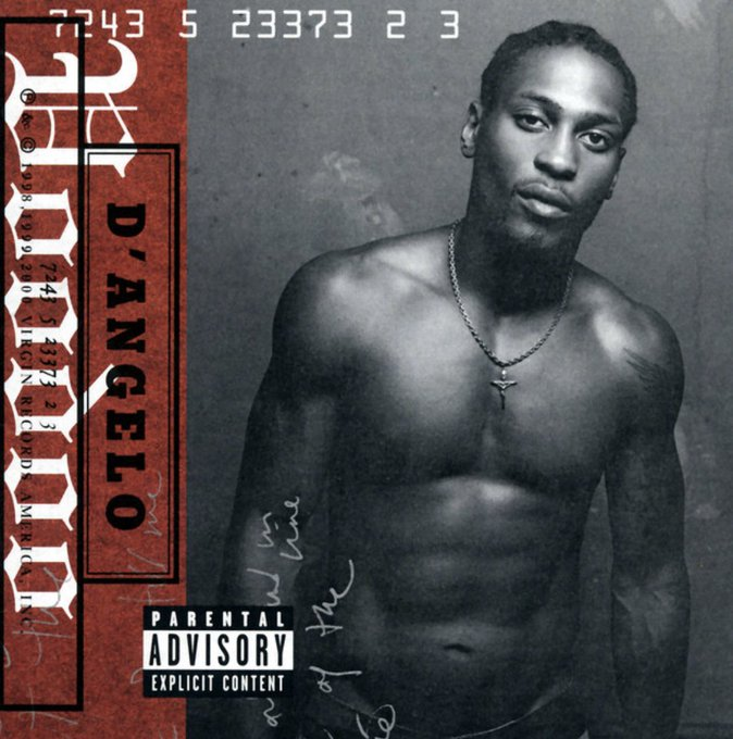 Happy 20th birthday to this masterpiece of an album. D Angelo is a wizard I tell you. A flipping wizard.