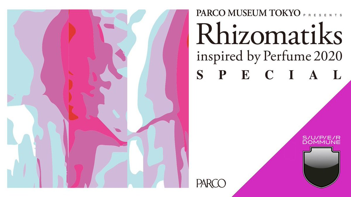 【遂に配信NOW!!Perfume x rhizomatiks!!絶対必見今!!】<2020/1/25土>21時〜24時【inspired by 2020… https://t.co/NELD36ZL3c