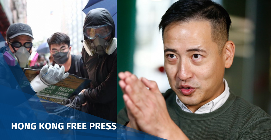 [Recap] Protest violence will not bring change, Hong Kong activist Jason Y. Ng says   https://www. hongkongfp.com/2020/01/25/pro test-violence-will-not-bring-change-hong-kong-activist-jason-y-ng-says   …  @jasonyng #HongKong #China #antielab #antiELABhk #HongKongProtests<br>http://pic.twitter.com/OlqgCXBKjC