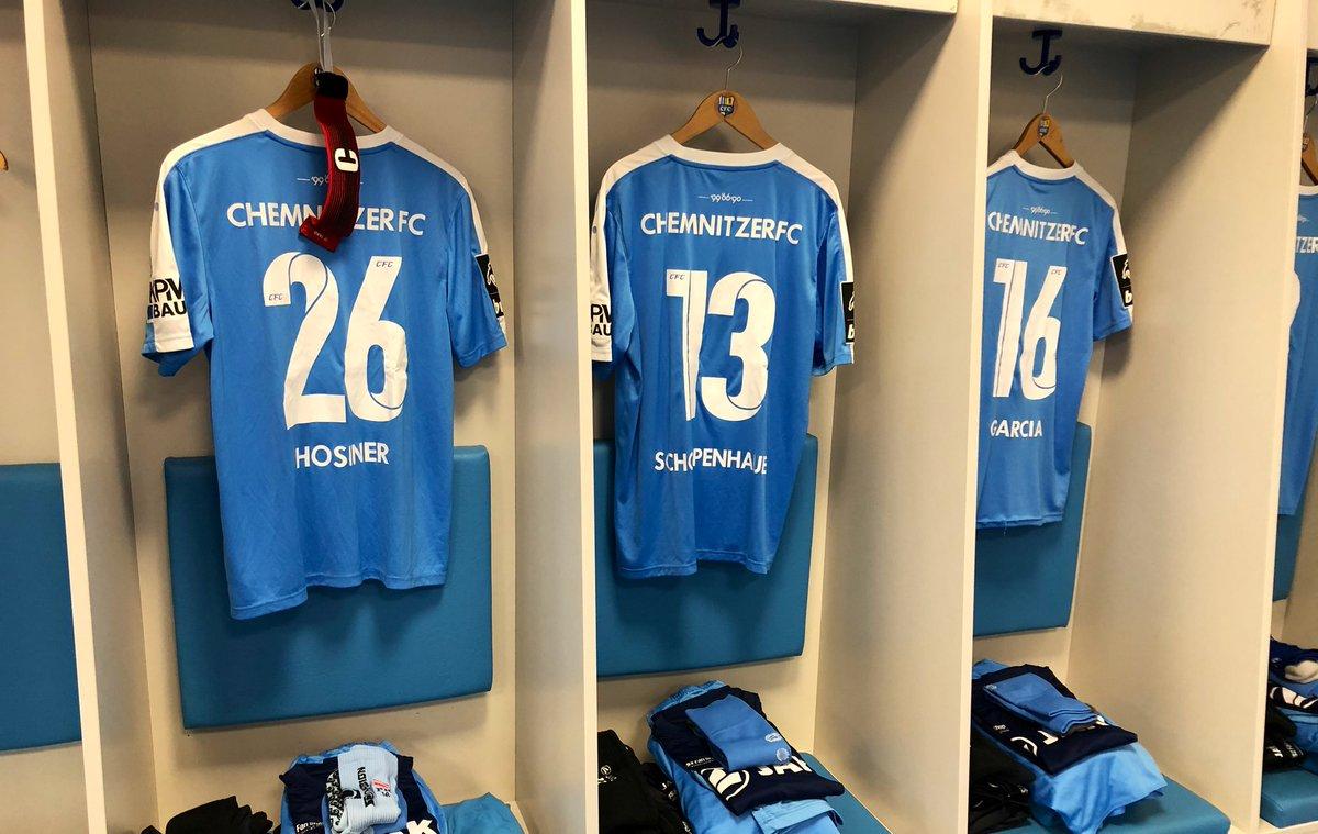 Chemnitzer FC @ChemnitzerFC
