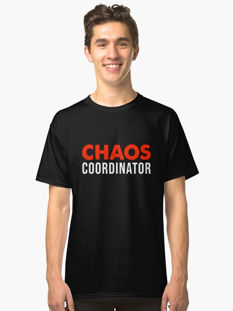 CHAOS? no problem …    #fashion #fun #shirts #homedecor #typo #typography #shirz #shirzandmore #awesomeshirz #arttowear