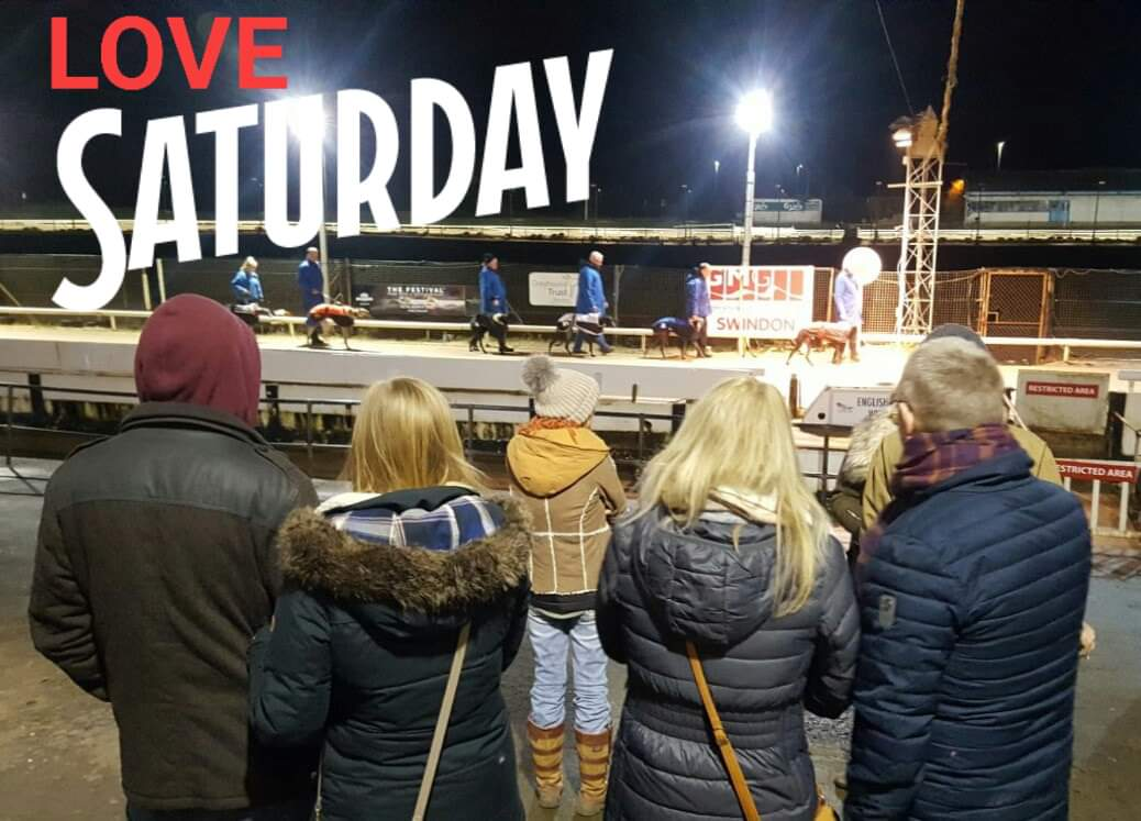 ❤ Love a Saturday - we're racing TONIGHT!  First race at 7pm. Come on up to The Abbey! #eat #drink #haveabet #swindondogs #every #saturday #night #abbeyhabit