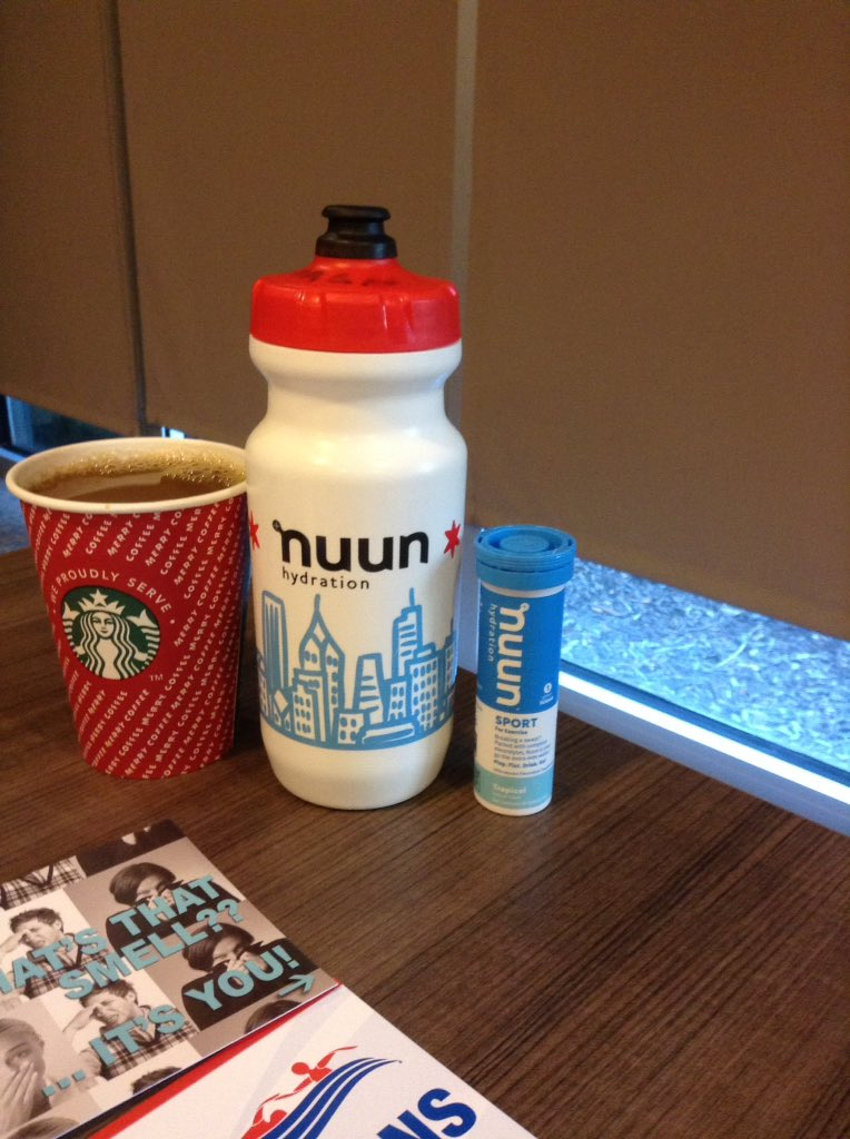 @nuunhydration and #coffee ALWAYS come with me during a certification refresher. #nuunambassador2020 #nuunlove <br>http://pic.twitter.com/6aWhrXC77z