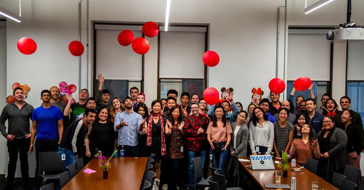 Xin Nian Kuai Le from the Ripple team! #ChineseNewYear #RippleLife
