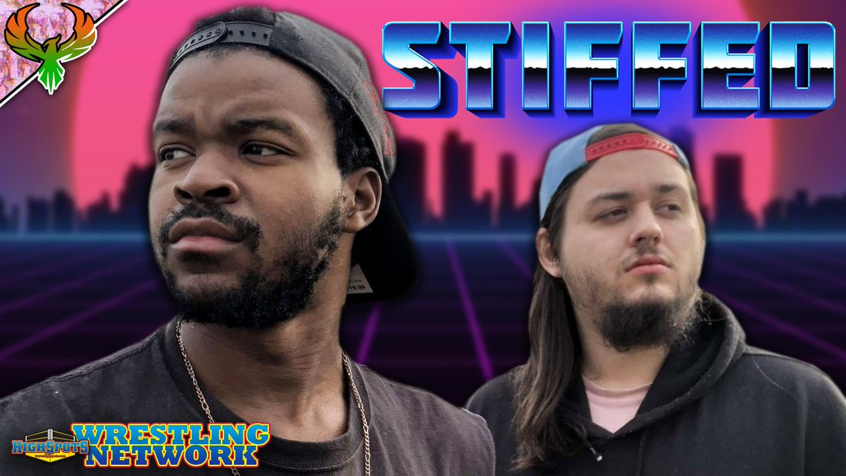 Have you wanted to watch #STIFFED with @XThreeee and I? You know, our show that launched on the @HighspotsWN on New Years day? Well now you can for FREE! That's right, the people at Highspots have let X and I drop #STIFFED on our channels! Check it!  🎥: