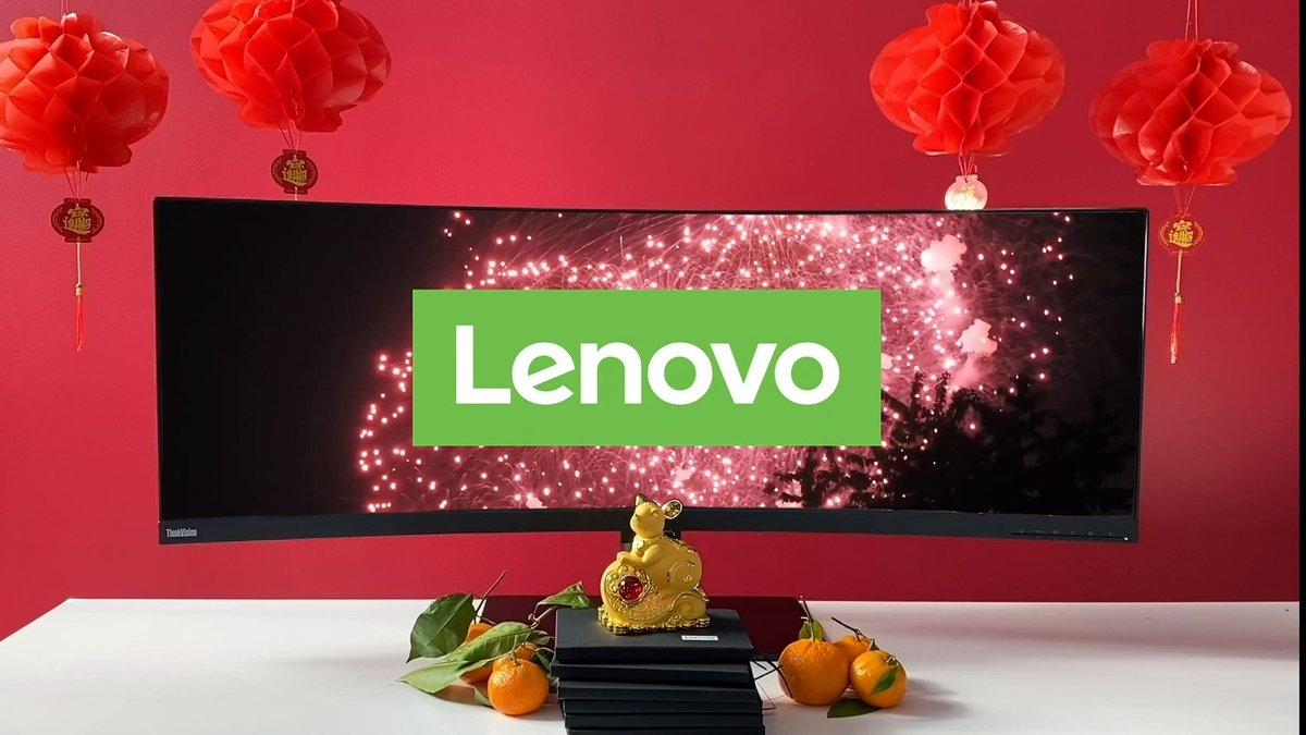 RT @Lenovo: Wishing wealth and good fortune to all. Happy Chinese New Year! #YearOfTheRat #ChineseNewYear https://t.co/THvZ4ndXgm
