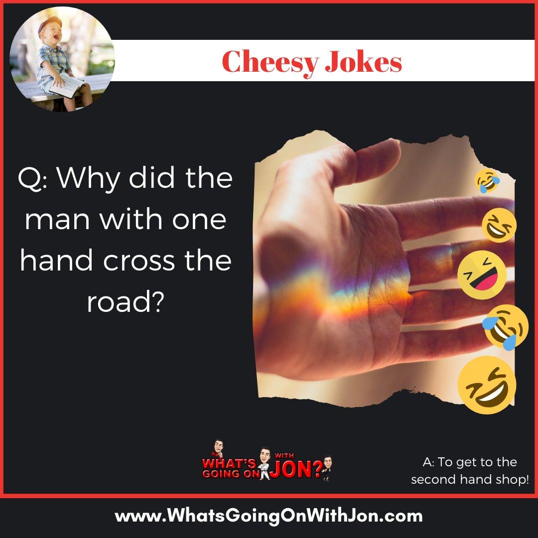 Tag a friend! - #lamejokes #cheesyjoke #cheesyjokeoftheday #jokesfordays #jokesoftheday #jokesdaily #badjokes #jokesonjokespic.twitter.com/4Snsiy901D