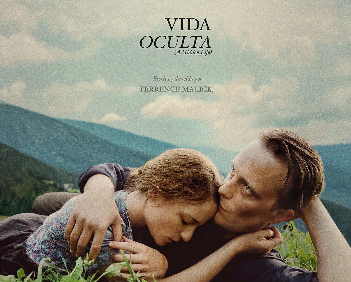 """Se acerca uno de los grandes acontecimientos cinematográficos de los últimos años. El 7 de febrero se estrena en España """"Vida Oculta"""", lo último de Terrence Malick. #VidaOculta #vidaoculta #Malick #TerrenceMalick @AHiddenLifeFilmpic.twitter.com/le1p3Nli0J"""
