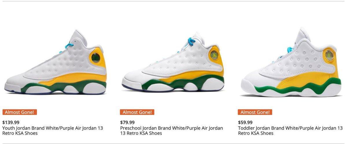 Sole Links On Twitter Ad Live Via Nbastore Kids Air Jordan 13