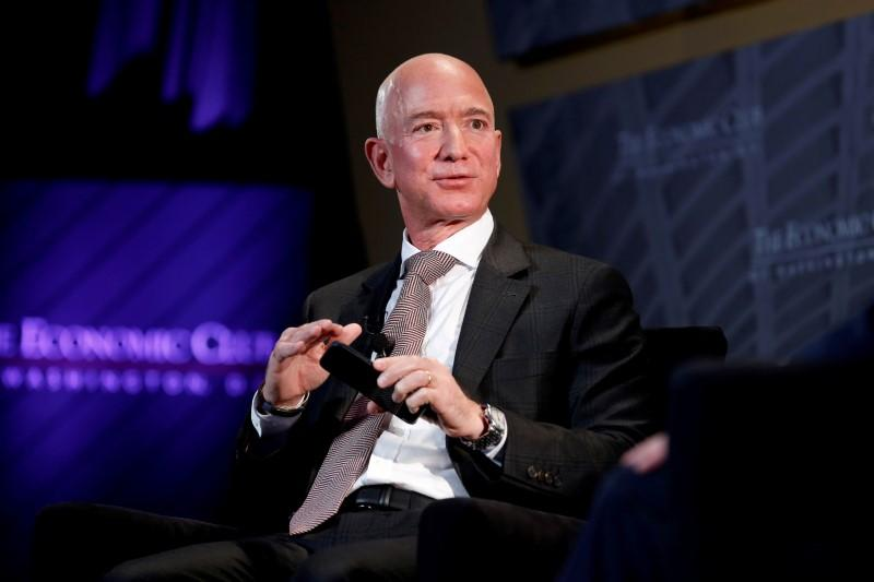 Explainer: Bezos allegations put phone hacking technology in the spotlight