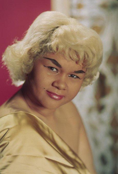 Happy Birthday Etta James!   || Getty Images