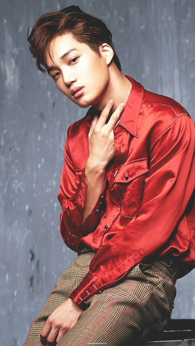#KAI_IS_COMING