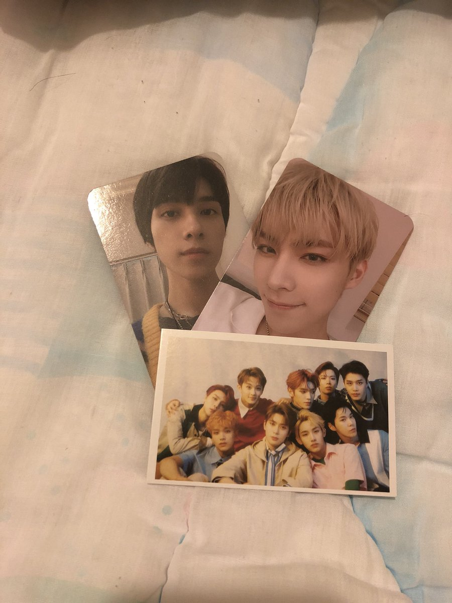 Tysm, my Xiaojun and Hendery TOTM pcs arrived safely and quickly   #ncity7ukfb <br>http://pic.twitter.com/IHulLqVIY5