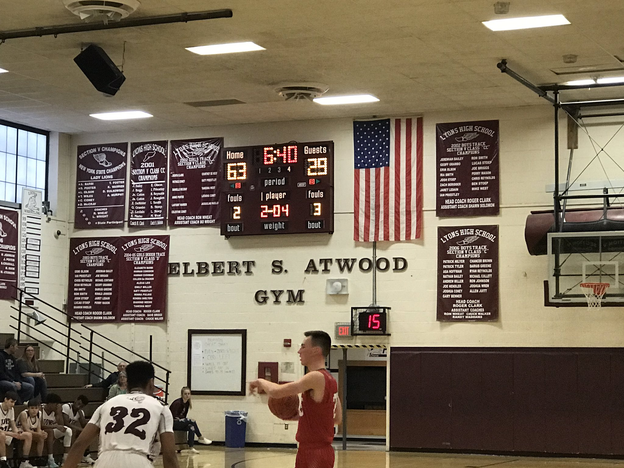 W-FL Saturday: Kemp and Walker lead Lyons boys to fourth consecutive victory; Gananda boys pound East Rochester