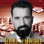 Image for the Tweet beginning: #TodoAlNegro El nuevo espectáculo de