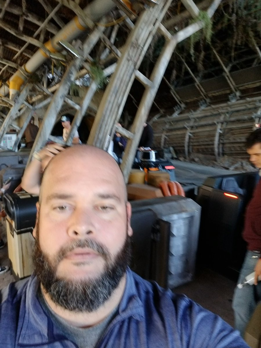 Well.... hit a snag when Rise broke down this morning. The ride is awesome but ended my quest for the day. @Parkeology #parkeologychallenge <br>http://pic.twitter.com/aLl6lk9BDR
