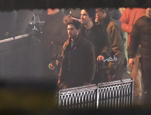 NEW  Kit Harington seen on set of #TheEternals in London | January 2020<br>http://pic.twitter.com/OOju4JDRVr
