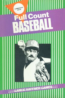 """Retro Computer Baseball Game Review – Full Count Baseball"" - retro game review - the ninth entry in a series focusing on computer baseball simulations  https://t.co/oUWlGzFcbI  #retrogaming #commodore #apple #ibm #baseball #lancehaffner #fullcount https://t.co/9nBwxjagd7"