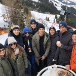 Kitzbuhel crew.✌️🇦🇹
