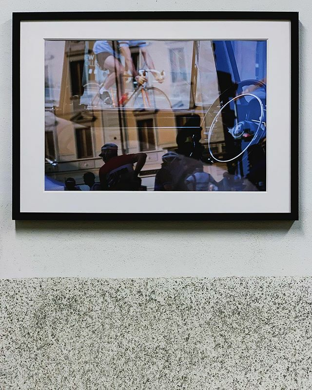 """La Marzocchina """"7 anni di gioia e fatiche"""" mostra fotografica.  #pointofview #iphonephoto #curvadiviraggio #mobilephotography #lamarzocchina #comunesgv #fotoclubilpalazzaccio #vsco #vscocam #iphonesia #iphoneonly"""