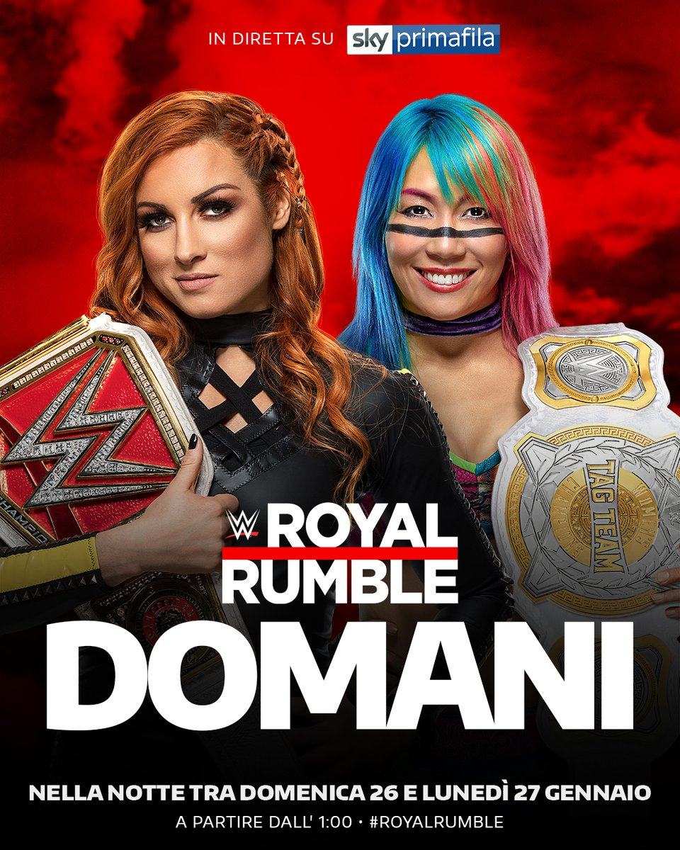 #RoyalRumble