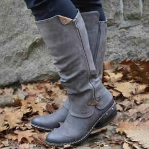 Women's Zipper High Top Low Heel Boots | RT Please model shoesmurah fashionblogger bhfyp  Jan,25,2020 05:29:14 PM   http:// snip.ly/srxcmr?900     <br>http://pic.twitter.com/lVRuM8XQOC