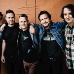 Image for the Tweet beginning: .@PearlJam seriously rocks out on