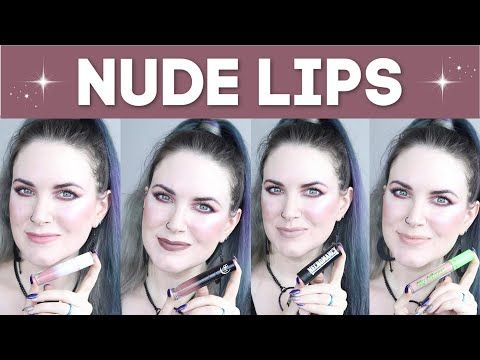 Do you love a good nude lip color? Here are my favorite nudes for fair skin! https://buff.ly/2Yu78I4  #veganmakeup #crueltyfreemakeup pic.twitter.com/oFbJLrFgUB