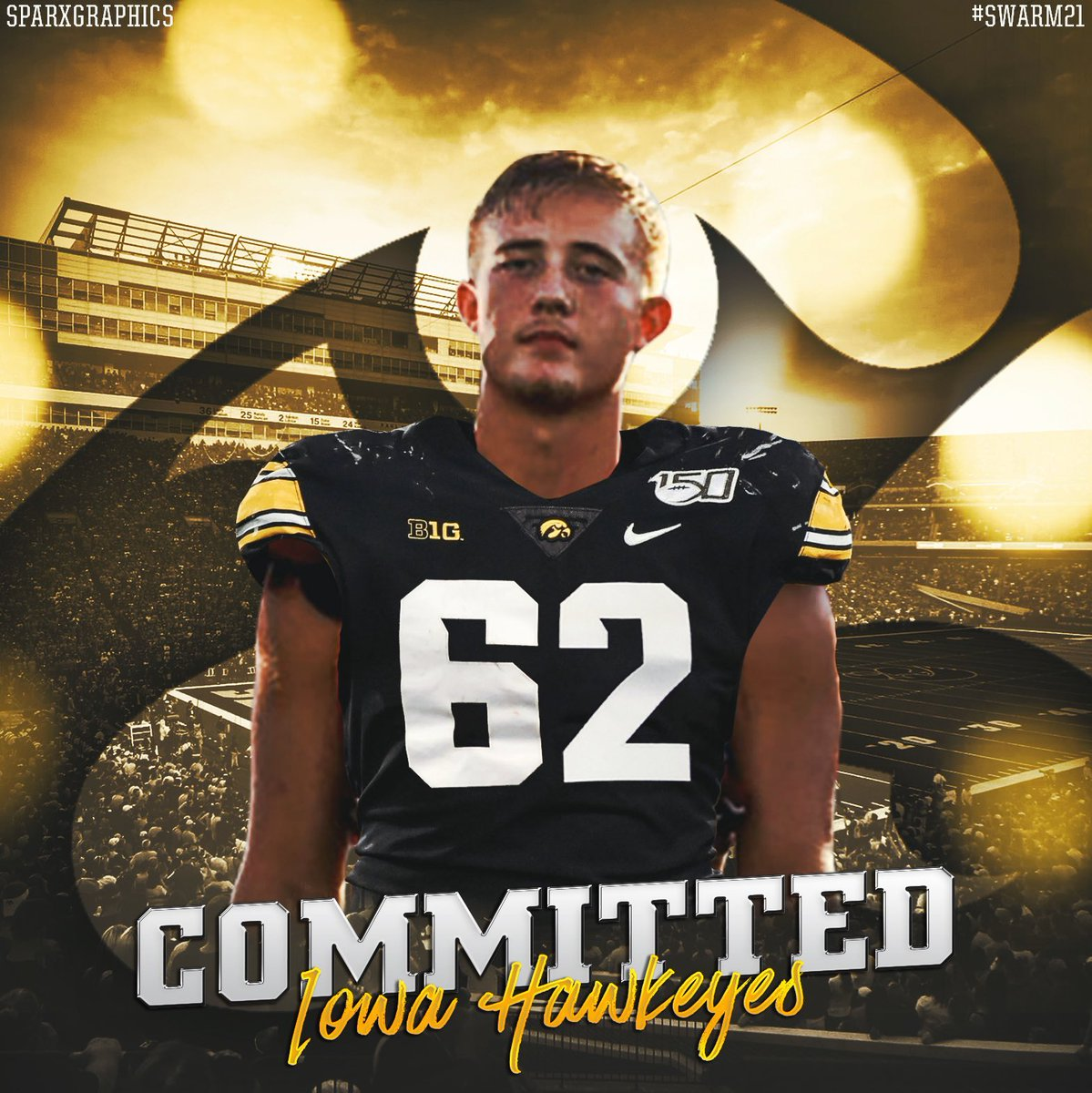 Iowa Lands 3-Star DE Jeffrey Bowie