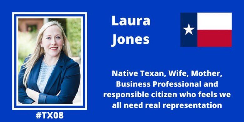 This is woman needed in Congress Follow @CongressLaura #wtp2020 #wtpTEAM @wtp__2020 twitter.com/congresslaura/…