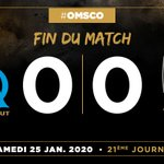 Image for the Tweet beginning: ⏱️ FIN DU MATCH ! Angers