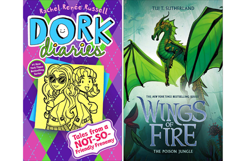 At #ALAMW20? Have you entered our drawings? Stop by booth 1207 and enter for a chance to win the #wingsoffire series by Tui T. Sutherland and a collection of the #DorkDiaries by Rachel Renee Russell. #ThorndikePress #largeprint<br>http://pic.twitter.com/FJfpwmYmIt