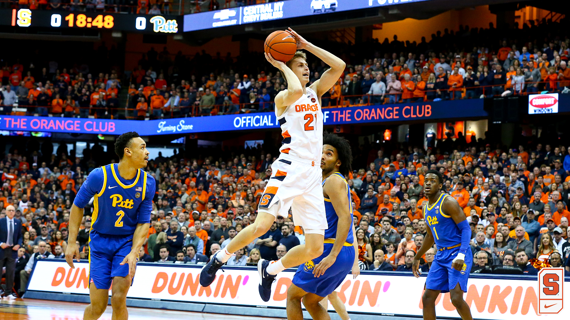 ORANGE GAME DAY: Syracuse hosts Pittsburgh this afternoon, looking for fifth straight win (preview & info)