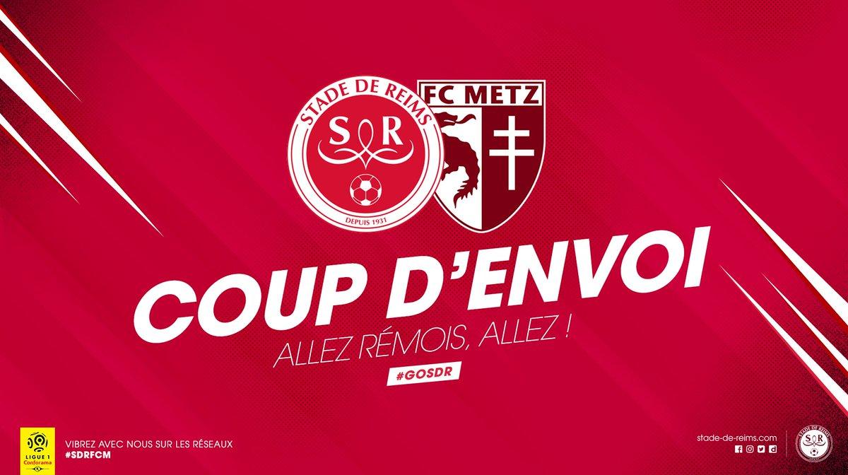 Stade de Reims @StadeDeReims