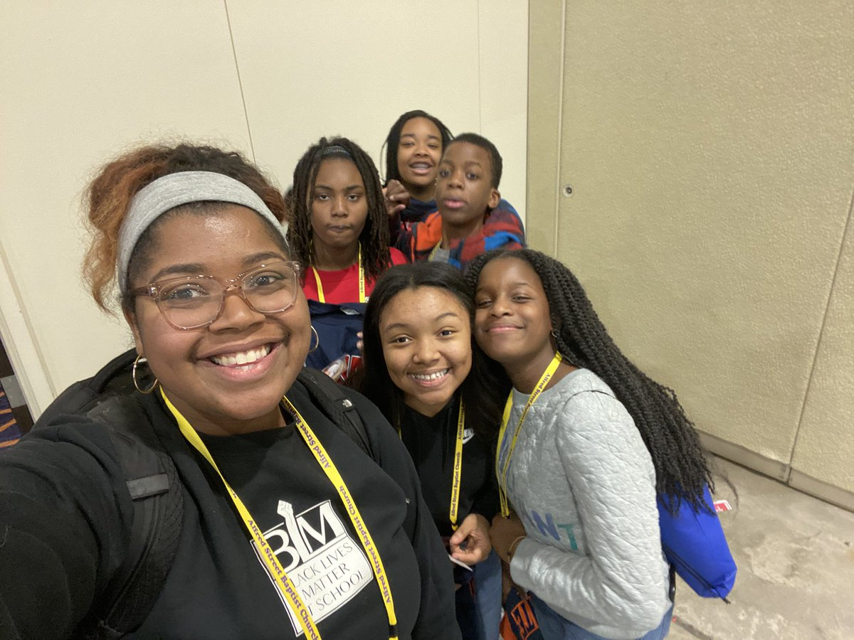 Five of our 8th graders got the opportunity to learn about college today at the Alfred Street HBCU festival.  <a target='_blank' href='http://search.twitter.com/search?q=collegebound'><a target='_blank' href='https://twitter.com/hashtag/collegebound?src=hash'>#collegebound</a></a> <a target='_blank' href='http://search.twitter.com/search?q=APS'><a target='_blank' href='https://twitter.com/hashtag/APS?src=hash'>#APS</a></a> <a target='_blank' href='http://search.twitter.com/search?q=hbcus'><a target='_blank' href='https://twitter.com/hashtag/hbcus?src=hash'>#hbcus</a></a> <a target='_blank' href='http://search.twitter.com/search?q=blackexcellence'><a target='_blank' href='https://twitter.com/hashtag/blackexcellence?src=hash'>#blackexcellence</a></a> <a target='_blank' href='https://t.co/hjreuq0yaL'>https://t.co/hjreuq0yaL</a>