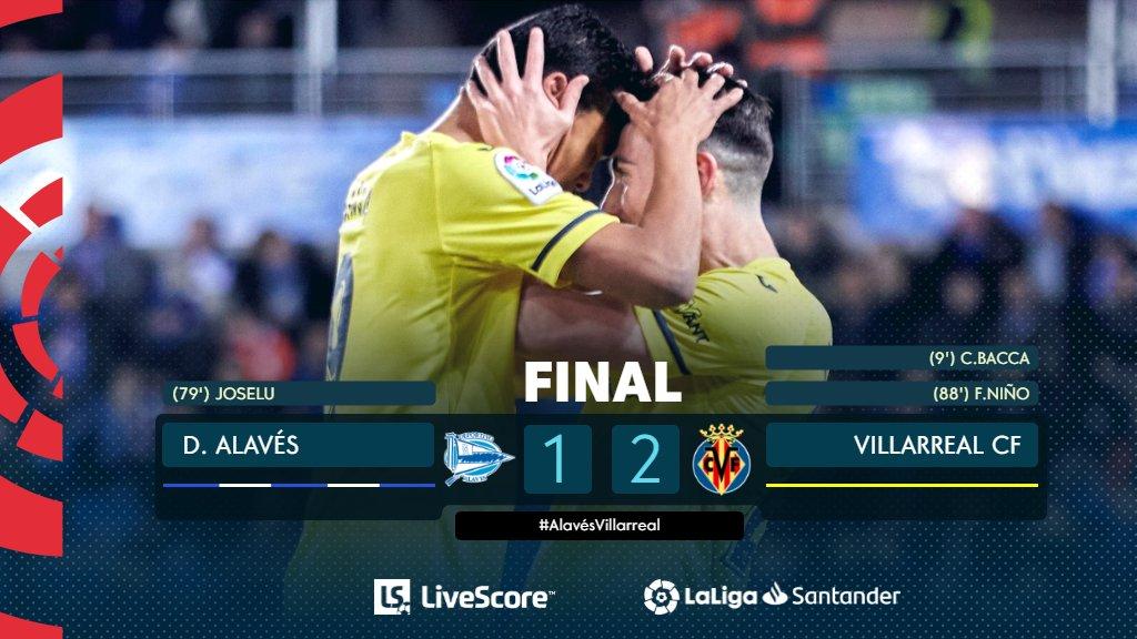 Alavés-Villarreal