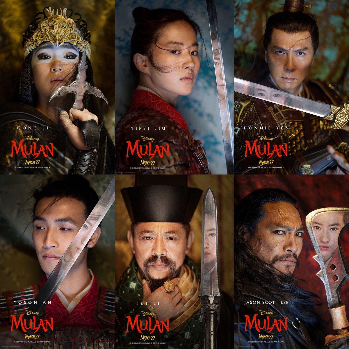 @RottenTomatoes's photo on #Mulan