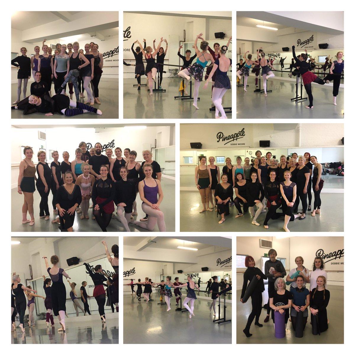 A great day at the Chelsea Ballet Winter Workshop. #ChelseaBallet #AdultBallet pic.twitter.com/gTsvLW2VuM