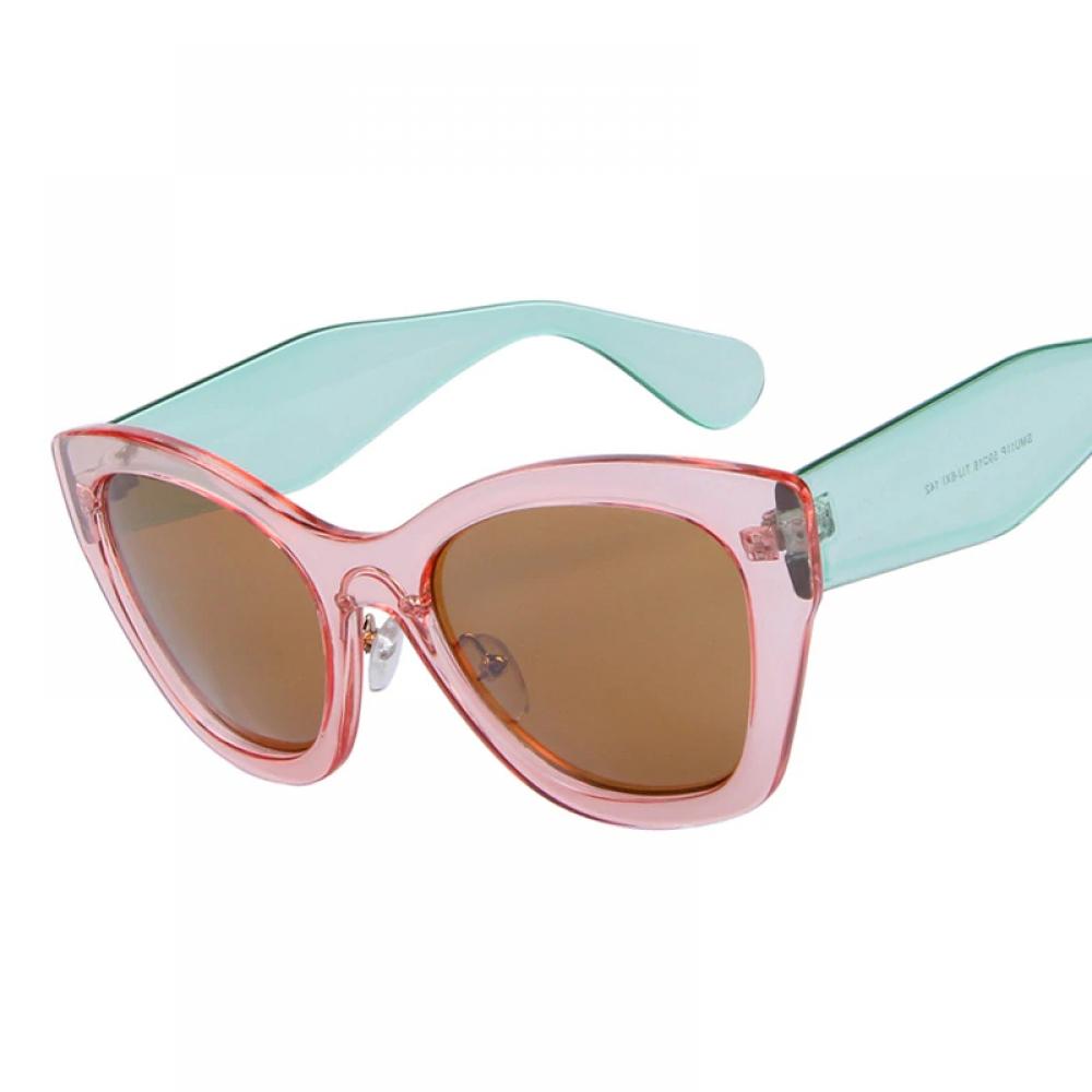 #food #tflers Luxury Cat Eye Shaped Sunglasses for Women