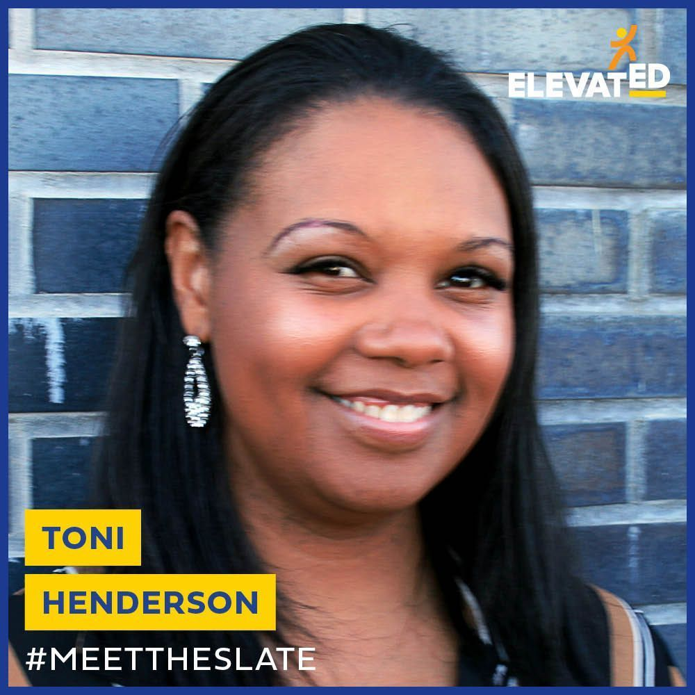 MEET THE SLATE - Toni Henderson for UTLA AFT Vice President!  Visit our website to learn more about what she stand for! #Elevated2020 #Educators#Students#LosAngeles #Communities#Diversity #PublicSchools#Teachers#United#supportteachers#solidarity #unionstrong #utlastrong<br>http://pic.twitter.com/NCNsKAHTey